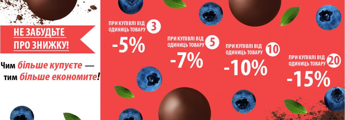 Discount sysytem